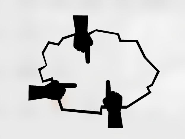 Palcem po mapie pisane